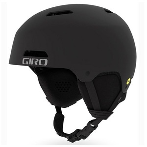 [18/19] LEDGE HELMET MATT BLACK