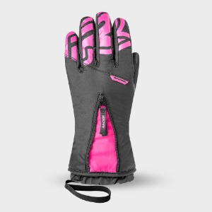 [18/19] GWINTER 2 GLOVES BLACK/PINK (아동/주니어장갑)