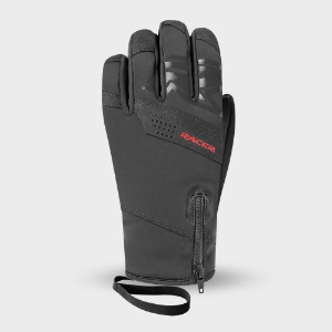 [18/19] GENESIS GLOVES BLACK/BLACK