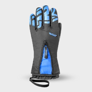 [18/19] GWINTER 2 GLOVES BLACK/BLUE (아동/주니어장갑)