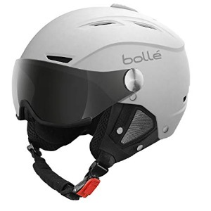[19/20] BACKLINE VISOR SOFT HELMET (WHITE)