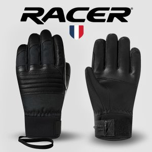 [19/20] MOUNTAINEER GLOVES BLACK/BLACK