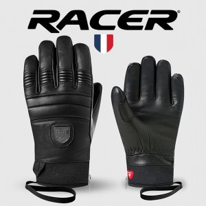 [19/20] 90 LEATHER GLOVES BLACK