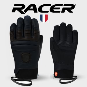 [19/20] 90 LEATHER GLOVES NAVY